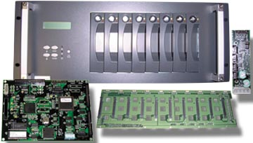 custom controllers, protocol converters, backplanes, adapters, storage subsystems